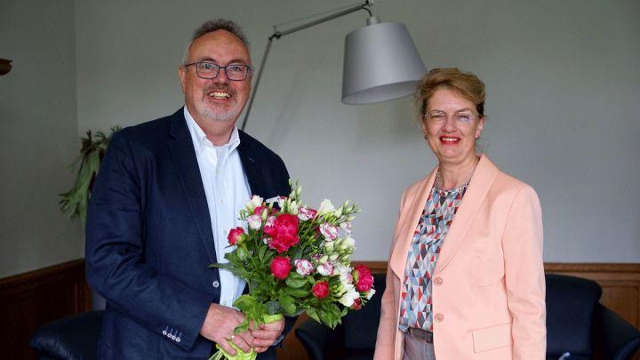 """Jürgen Garm: """"Ein Leben für die Ausbildung im Handwerk"""""""