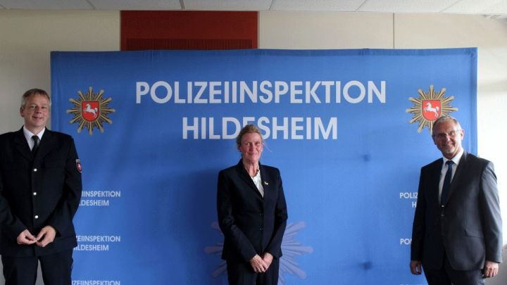 Wechsel an der Spitze des Polizeikommissariats Alfeld