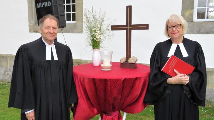 Das Beste kommt zum Schluss – Die Gemeinde Trinitatis im Ambergau hat wieder einen Pastor