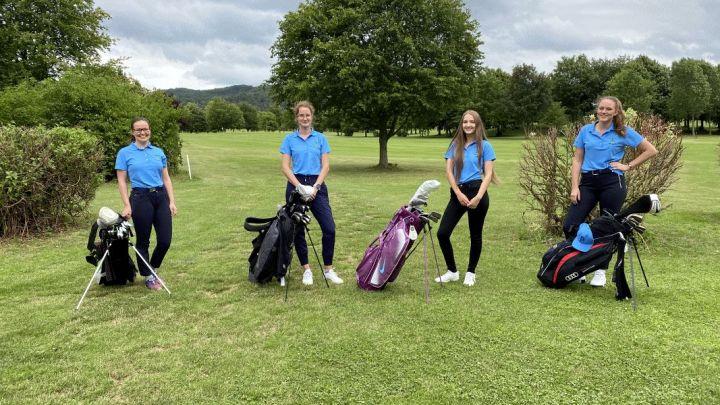 """Ferienpassaktion """"Golf für Mädchen"""""""