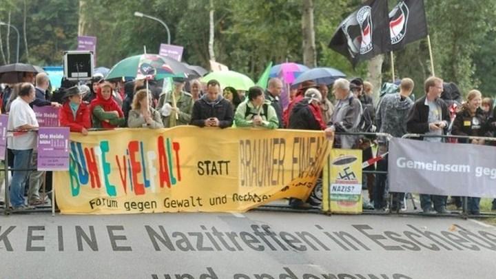 Petition zur Schließung des NPD-Zentrums in Eschede