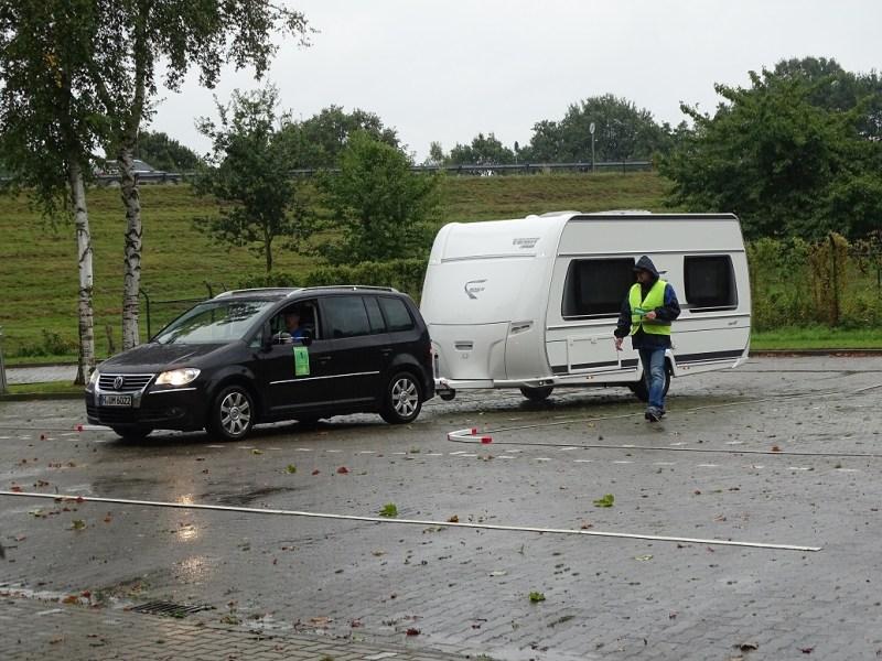 Lern- und Übungsfahren 2019 @ Campingplatz der Deutschen Messe Hannover