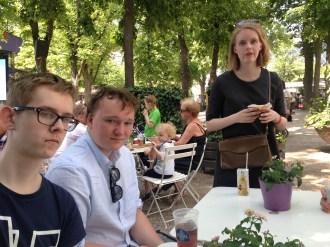 Finnur, Emil og Freyja
