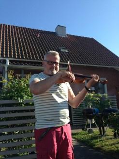 Rein fiddler