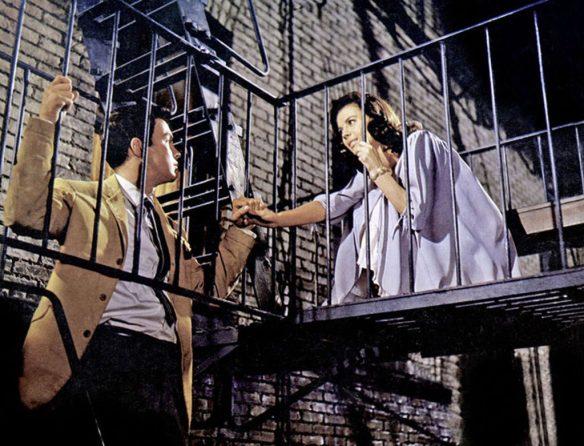 Romeo y Julieta en New York