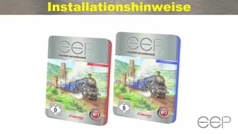 EEP Installations-Hinweise