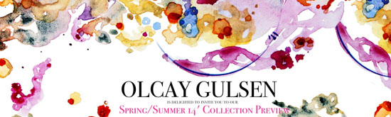 Hiliana Devila - Olcay Gulsen Invite