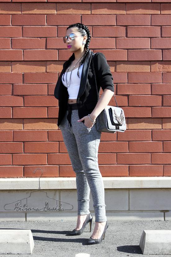 Hiliana Devila - Sweats Trend