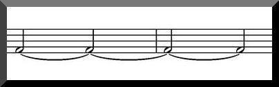 kaaret pianonsoitossa