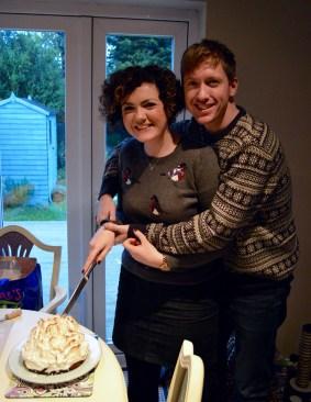 Susie & Jason and the Baked Alaska
