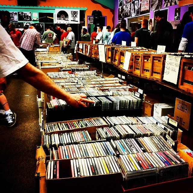 Record Store Day at Fantasyland Records