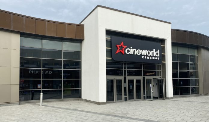 Westgate Cineworld Aldershot