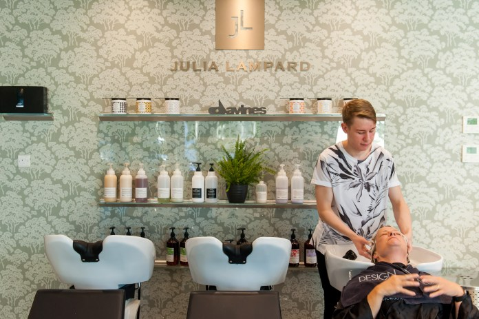 Julia Lampard Hair Salon, Guildford