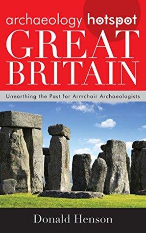 Archaeology Hotspot Great Britain