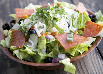 Salad in Hillcrest