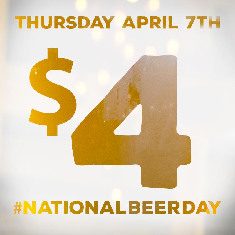 National Beer Day Hillcrest San Diego