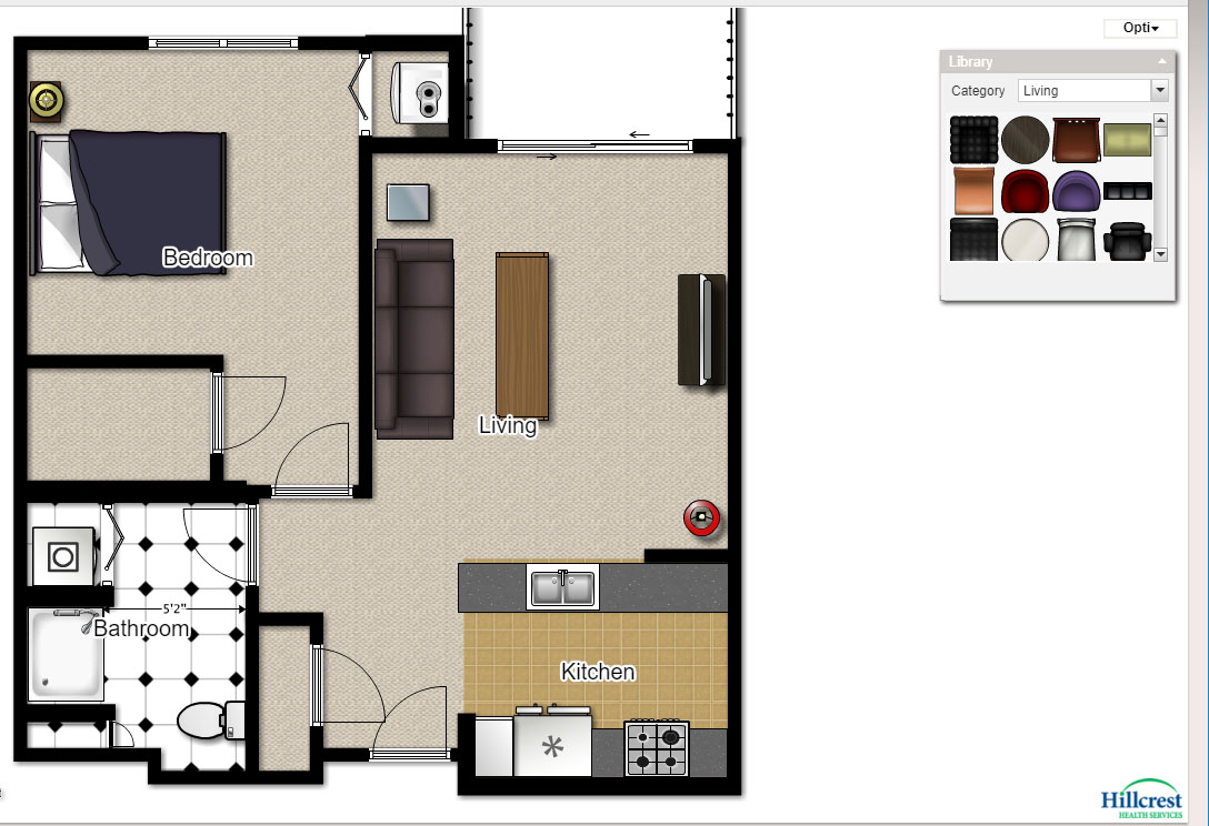Grand Lodge Oxford Assisted Living Floor Plans