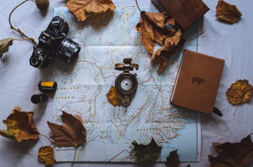 Map and compass are the key to learning navigation