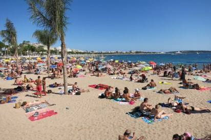 Cannes#Strand