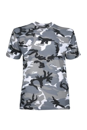 T-shirt Barn Camo (Percussion)