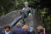 Oscar Wilde - Merrion Square