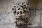 Mascaron at Pont Neuf