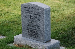 Brother of Wilford Woodruff