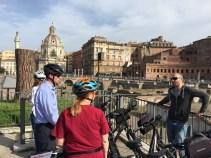 TopBike tour of Rome