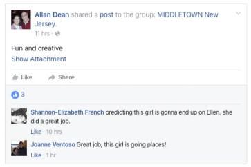 Hoping for Ellen