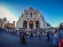 Sacre Coeur GoPro