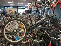 Fat Tire Bike Tour office