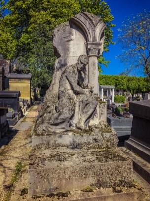 Grave in Pere Lachaise