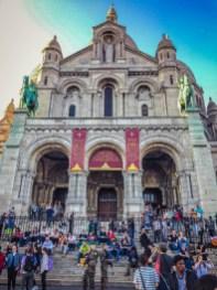 Sacré Coeur - La Basilique du Sacré Cœur de Montmartre