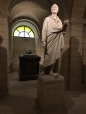 Voltaire's tomb - The Pantheon