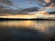 Bear Lake sunset