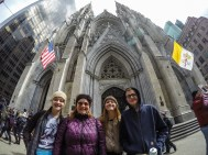 St Patrick's Cathedral - NYC