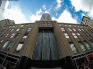 Empire State Building - GoPro fisheye lens