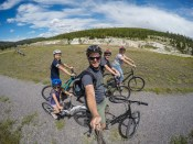 Yellowstone bike ride