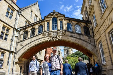 Bridge of Sighs - Oxford