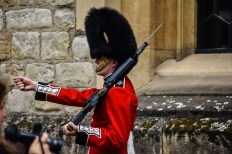 Guard - Tower of London