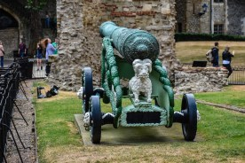 Cannon - Tower of London