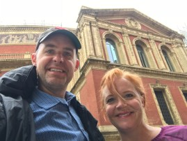 Royal Albert Hall - went to BBC Proms