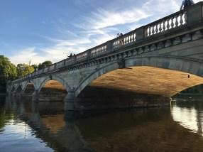 Bridge - Hyde Park, London