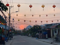 Sunrise - Hoi An