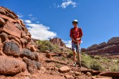 Sulphur Creek hike - Capitol Reef