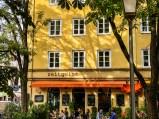 zeitgeist cafe in Munich