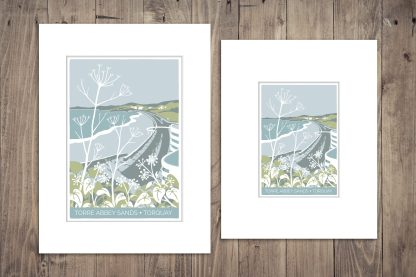 A4 and A5 prints with window mounts