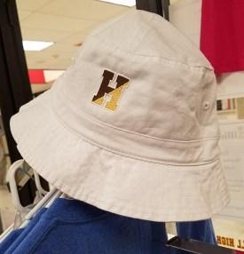 White Bucket Hat - $10
