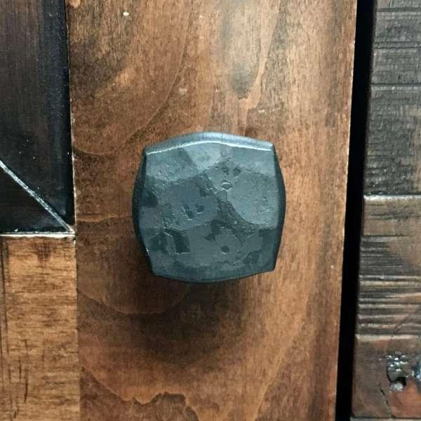 Small Square Knob