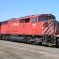 Canadian Pacific rail train, photo taken from Wikimedia commons